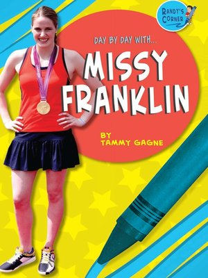cover image of Missy Franklin