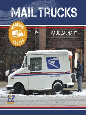cover image of Mail Trucks