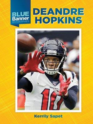 cover image of DeAndre Hopkins