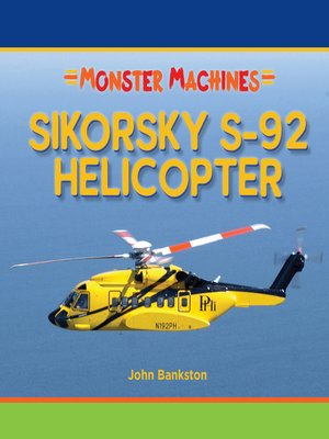cover image of Sikorsky S-92 Helicopter