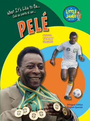 cover image of Pelé
