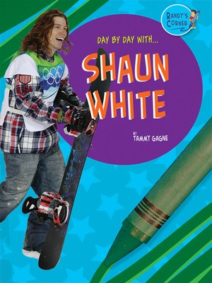 cover image of Shaun White