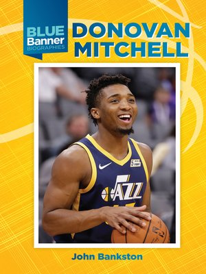 cover image of Donovan Mitchell