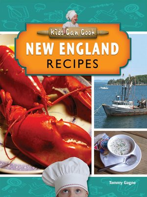 cover image of New England Recipes