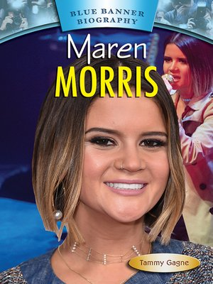 cover image of Maren Morris