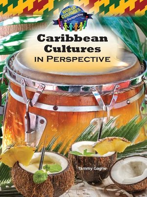 cover image of Caribbean Cultures in Perspective