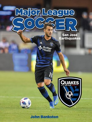 cover image of San Jose Earthquakes