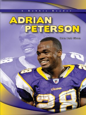 cover image of Adrian Peterson