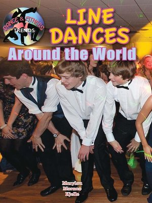 cover image of Line Dances Around the World