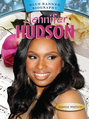 cover image of Jennifer Hudson