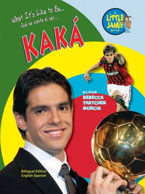cover image of Kaká