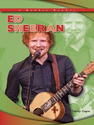 cover image of Ed Sheeran
