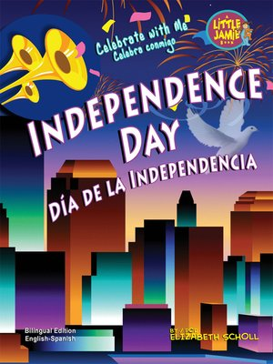 cover image of Independence Day/Día de la Independencia