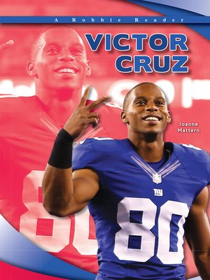 cover image of Victor Cruz