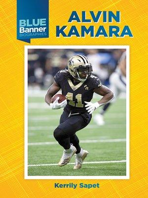 cover image of Alvin Kamara