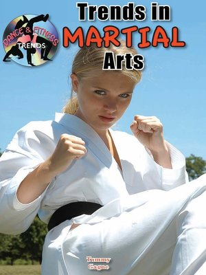 cover image of Trends in Martial Arts