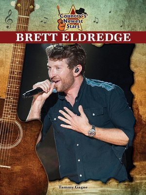 cover image of Brett Eldredge