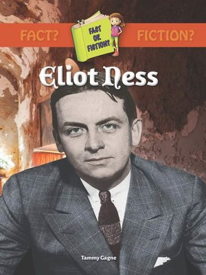 cover image of Eliot Ness