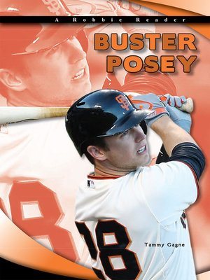 cover image of Buster Posey