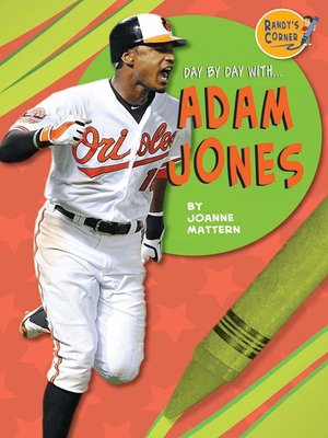 cover image of Adam Jones