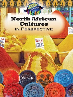 cover image of North African Cultures in Perspective