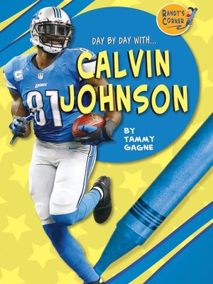 cover image of Calvin Johnson