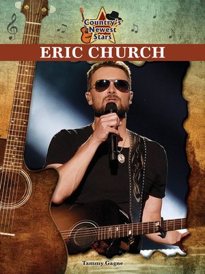 cover image of Eric Church
