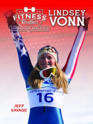 cover image of Fitness Routines of Lindsey Vonn