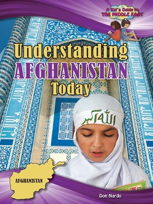 cover image of Understanding Afghanistan Today