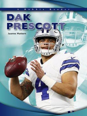 cover image of Dak Prescott