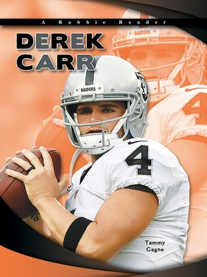 cover image of Derek Carr