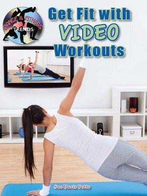 cover image of Get Fit With Video Workouts