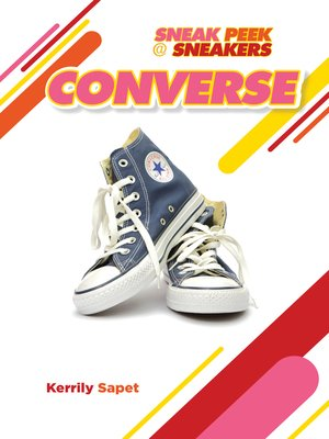 cover image of Converse All-Stars