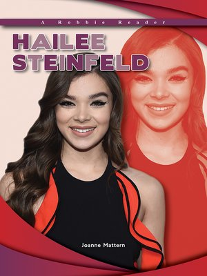 cover image of Hailee Steinfeld