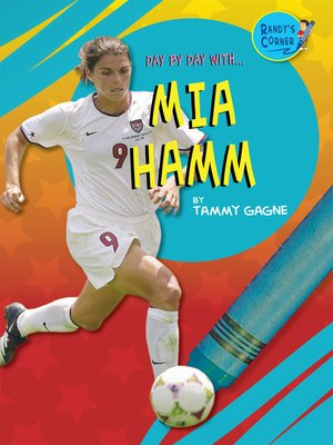cover image of Mia Hamm