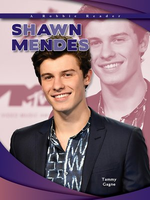 cover image of Shawn Mendes