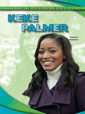 cover image of Keke Palmer
