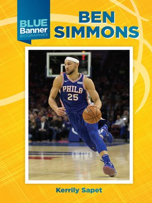 cover image of Ben Simmons