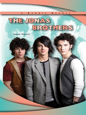 cover image of The Jonas Brothers