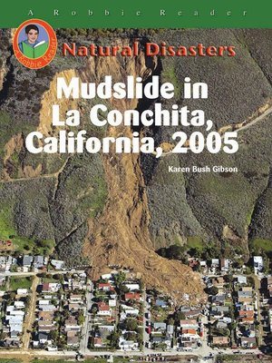 cover image of Mudslide in La Conchita, CA, 2005