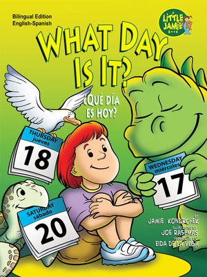 cover image of What Day Is It?/¿Qué día es hoy?