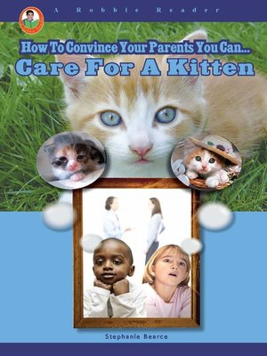 cover image of Care for a Kitten