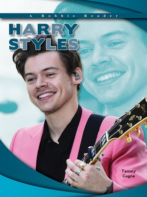 cover image of Harry Styles