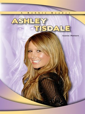 cover image of Ashley Tisdale