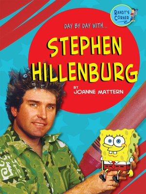 cover image of Steve Hillenburg