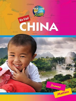 cover image of We Visit China