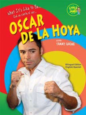 cover image of Oscar De La Hoya