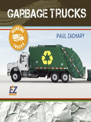 cover image of Garbage Trucks
