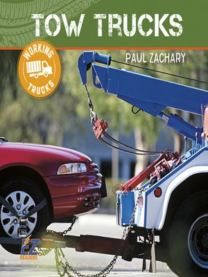 cover image of Tow Trucks