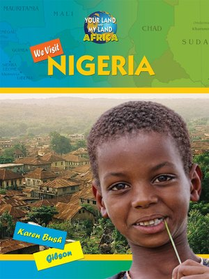 cover image of We Visit Nigeria